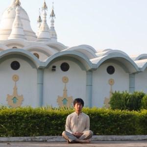本場インドでディープな瞑想体験