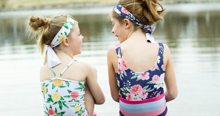 Raspberry Creek Fabrics Swim Tour