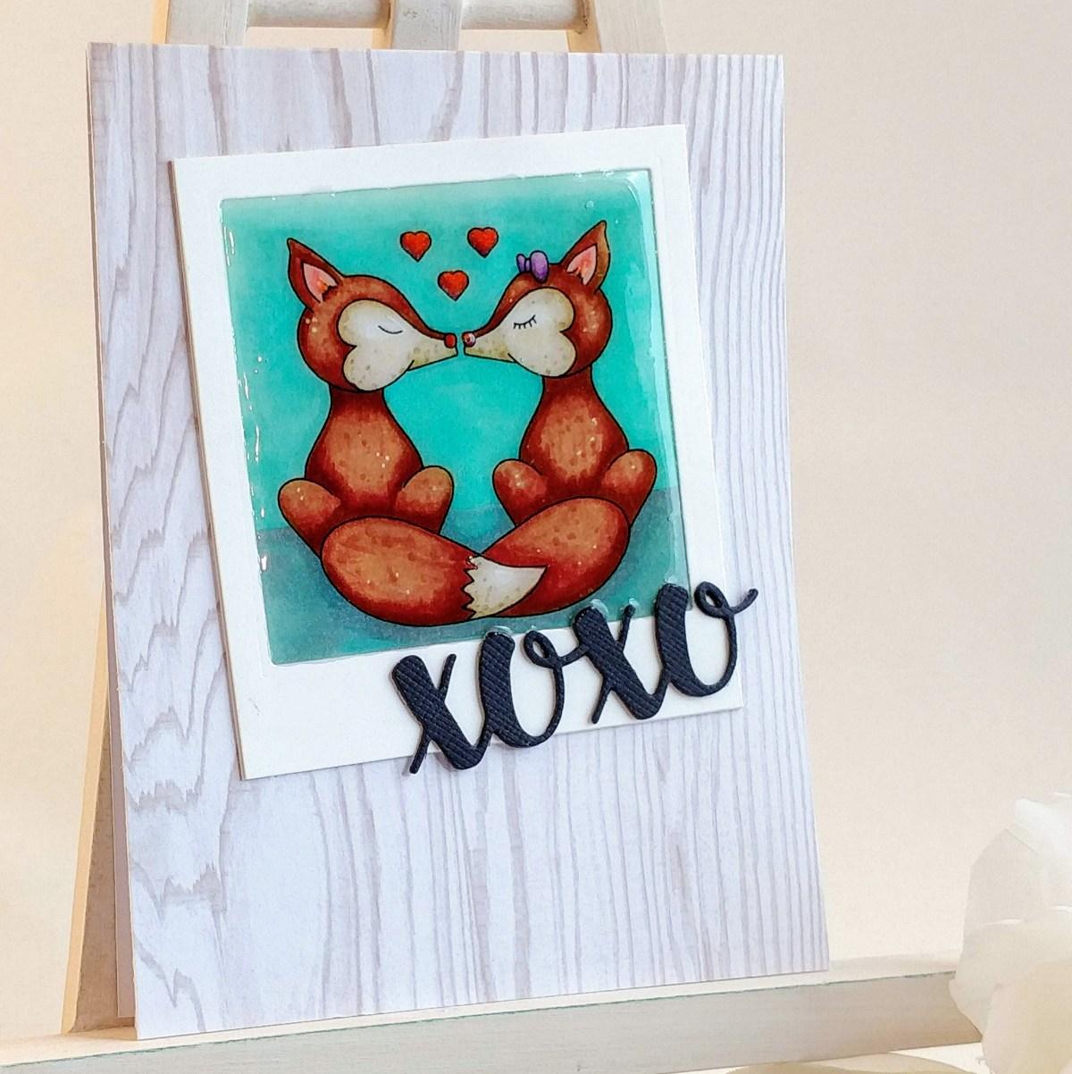 Foxy Polaroid