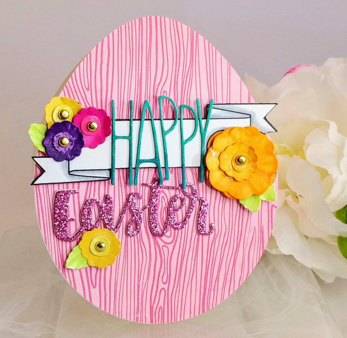 Easter Egg Card