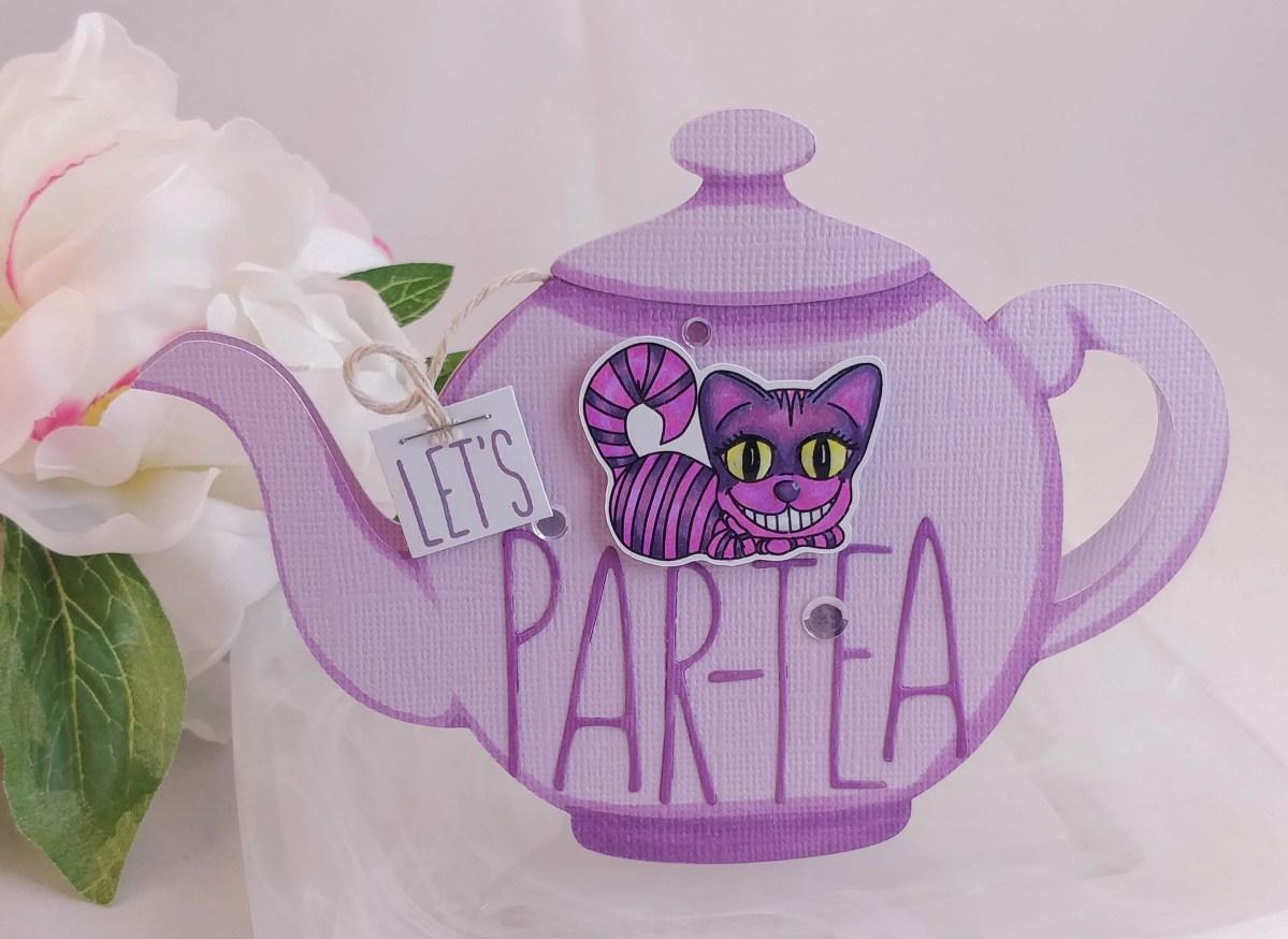 Par-Tea Teapot