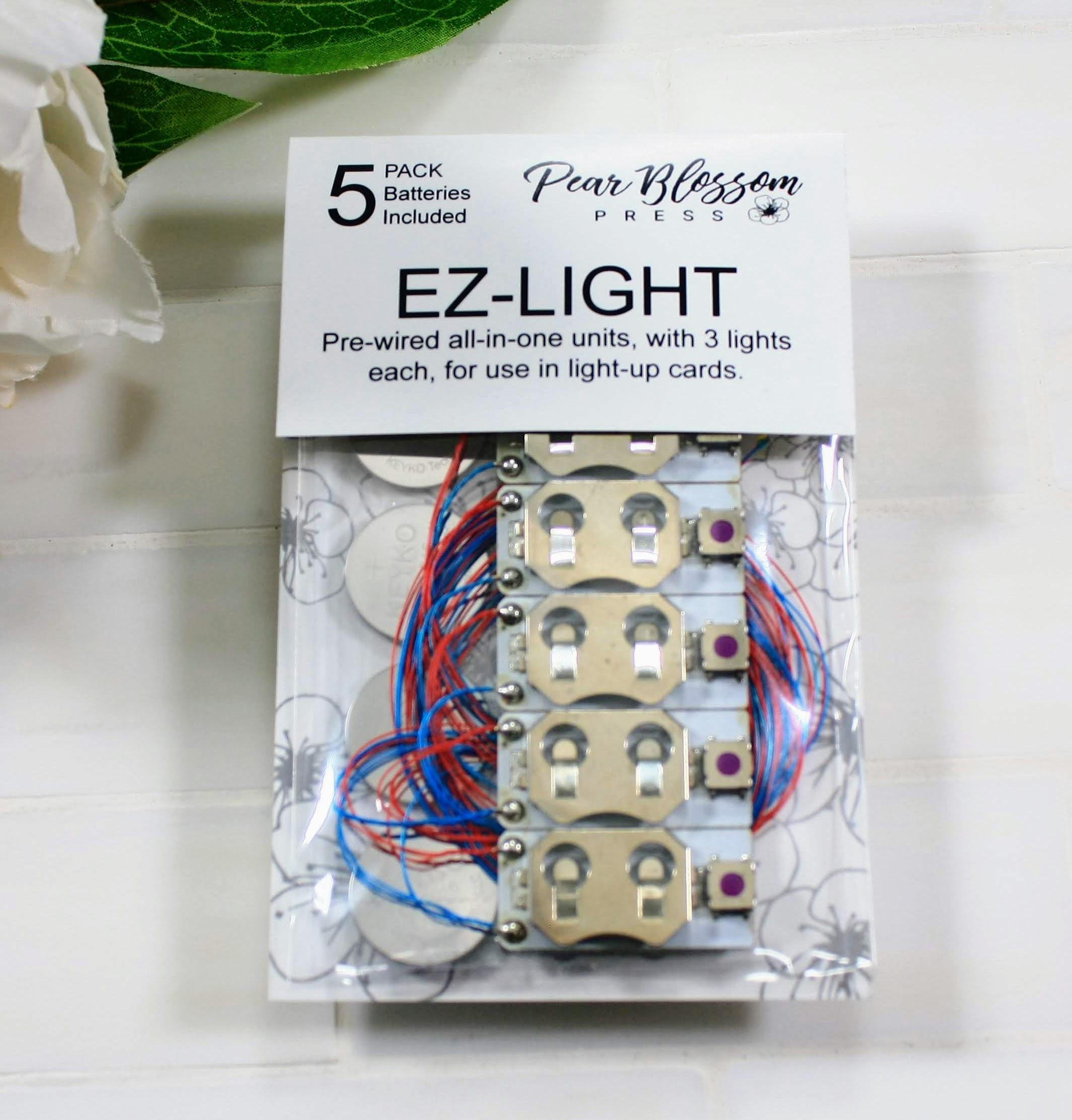 EZ-LIGHT (5) PACK