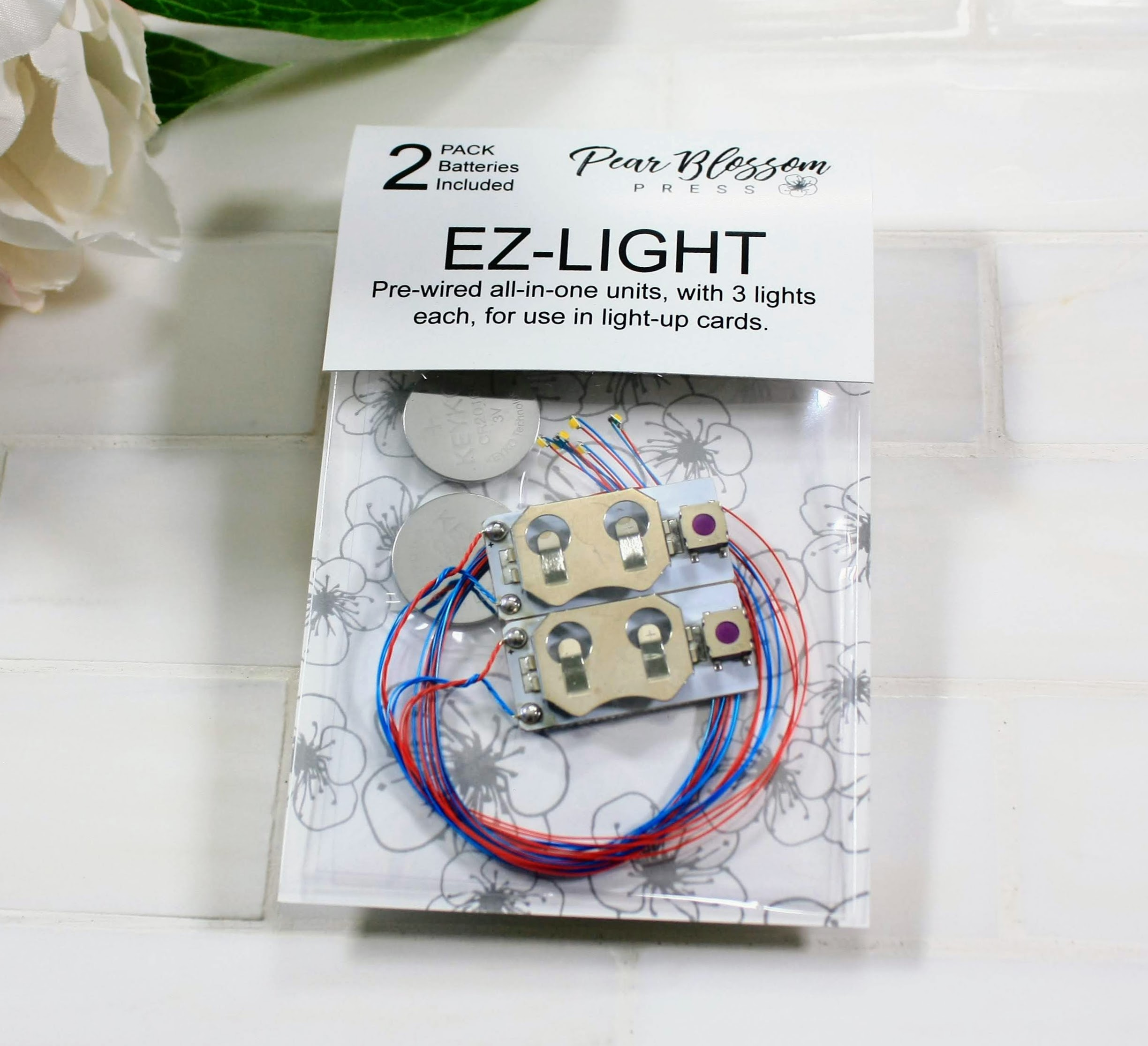 EZ-LIGHT (2) PACK