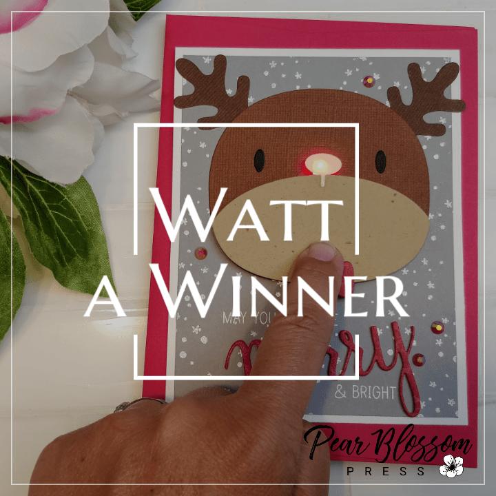 Watt a Winner!