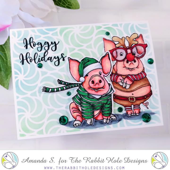 Merry Pigmas & Hoggy Holidays!