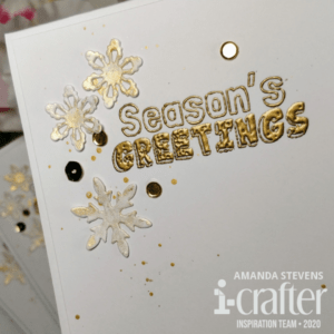 i-crafter Mass Production Christmas Cards