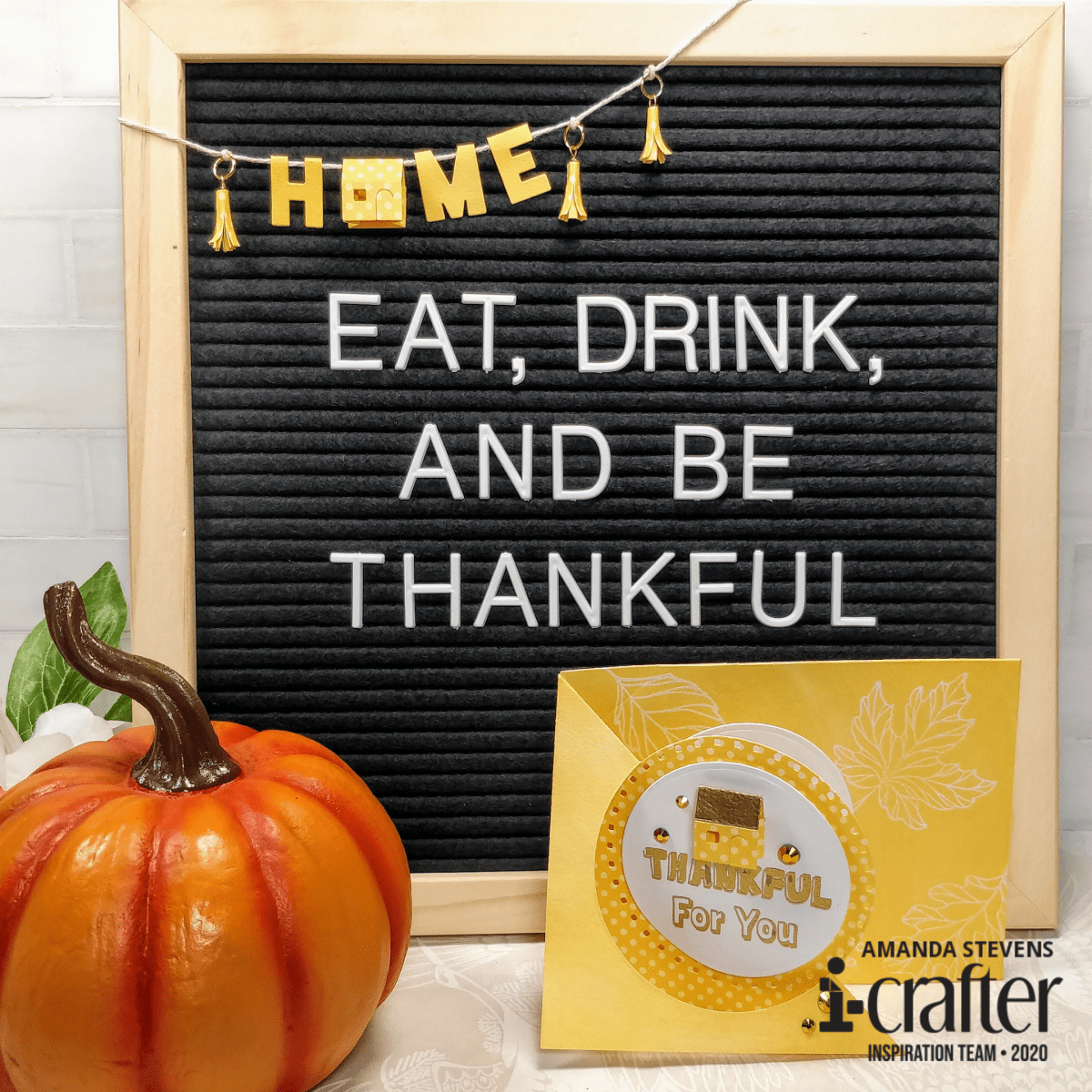 Home for the Holidays With i-crafter