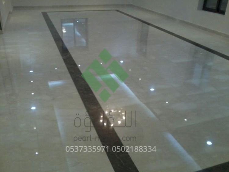 جلي وتلميع الرخام في الرياض والخرج