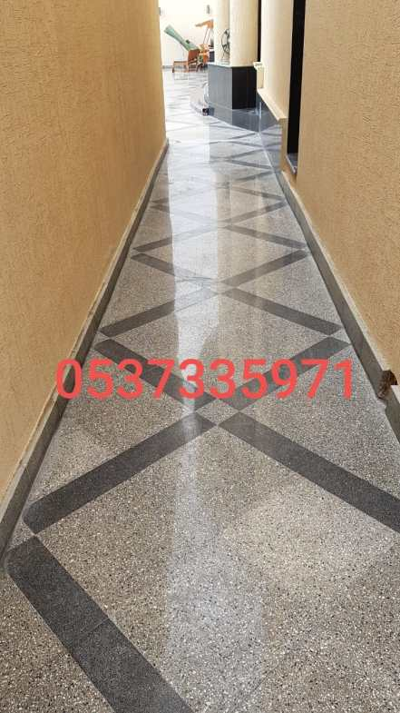 جلي وتلميع البلاط والرخام في الرياض 0537335971