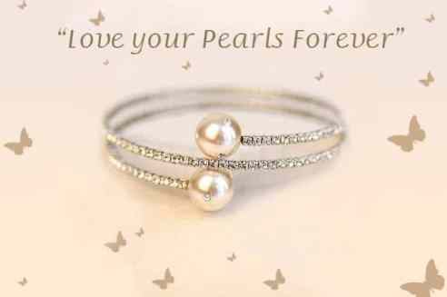 Pearl Gemstone ring