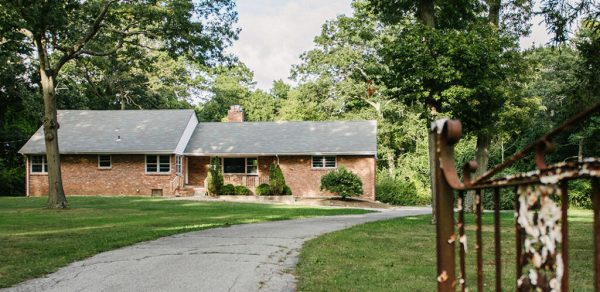 Coltrane home with the national trust of historic preservation