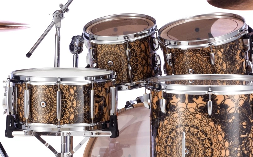 masters maple complete pearl drum
