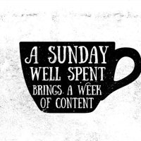Sundays, As They Should Be