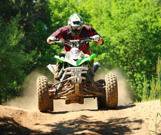 Pearl King Travel - Adventure Holidays - Quad Biking