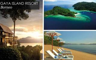 Pearl King Travel - Adventure Holidays - Beach Holidays - Gaya Island Resort, Borneo