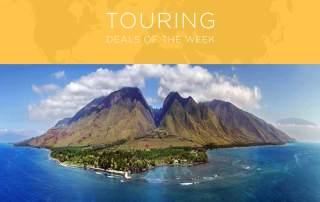 Pearl King Travel - Hawaii Adventure Escorted Tour