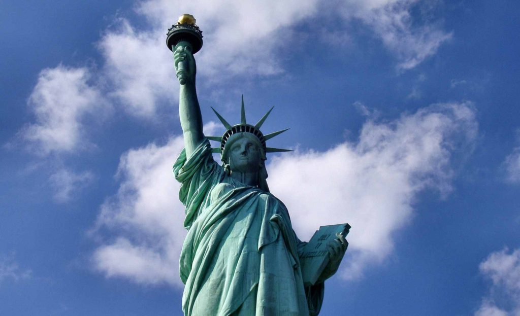 Pearl King Travel - United States - New York - Statue of Liberty