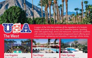 Pearl King Travel - USA - The West Offers - Feb 18