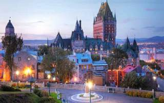 Pearl King Travel - 14 Nights Canada & New England from New York - offer-may-18