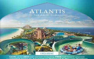 Pearl King Travel - 3 Nights 5 Star Atlantis The Palm, Dubai - offer-may-18