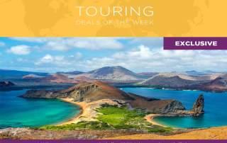 Pearl King Travel - 9 day Eastern Galapagos on Santa Cruz II - offer-may-18