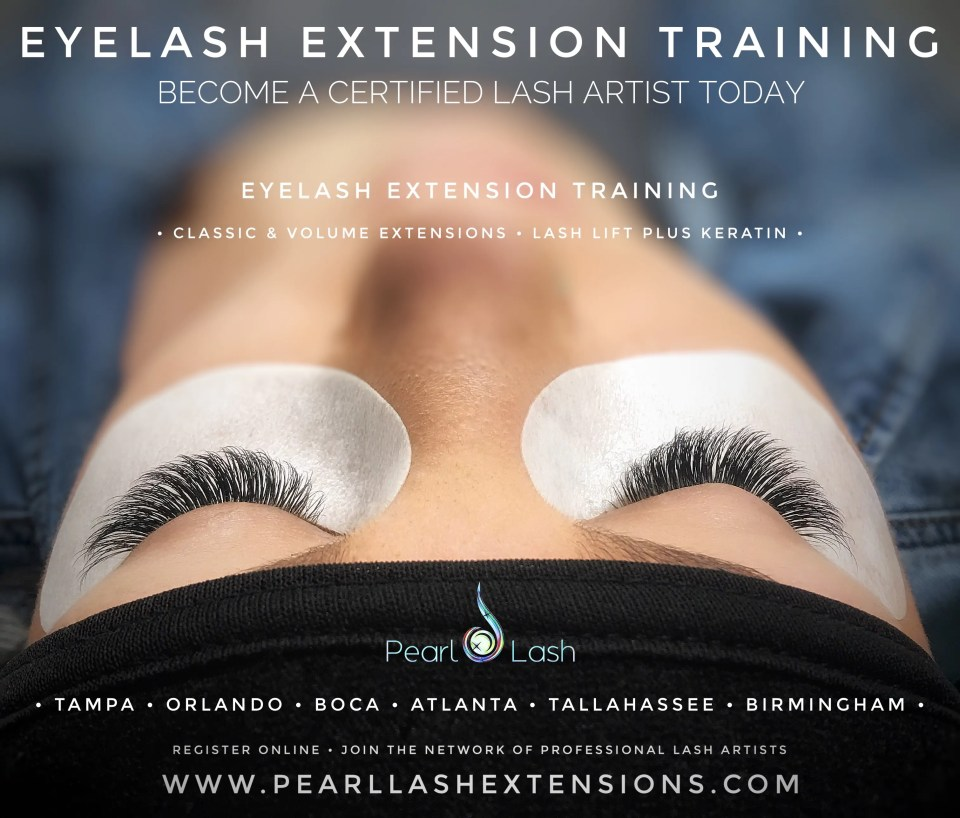 Invest In Your Future Today Become An Eyelash Extension Artist