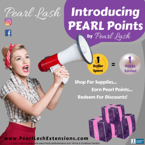 Whats Happening At Pearl Lash - July 2018
