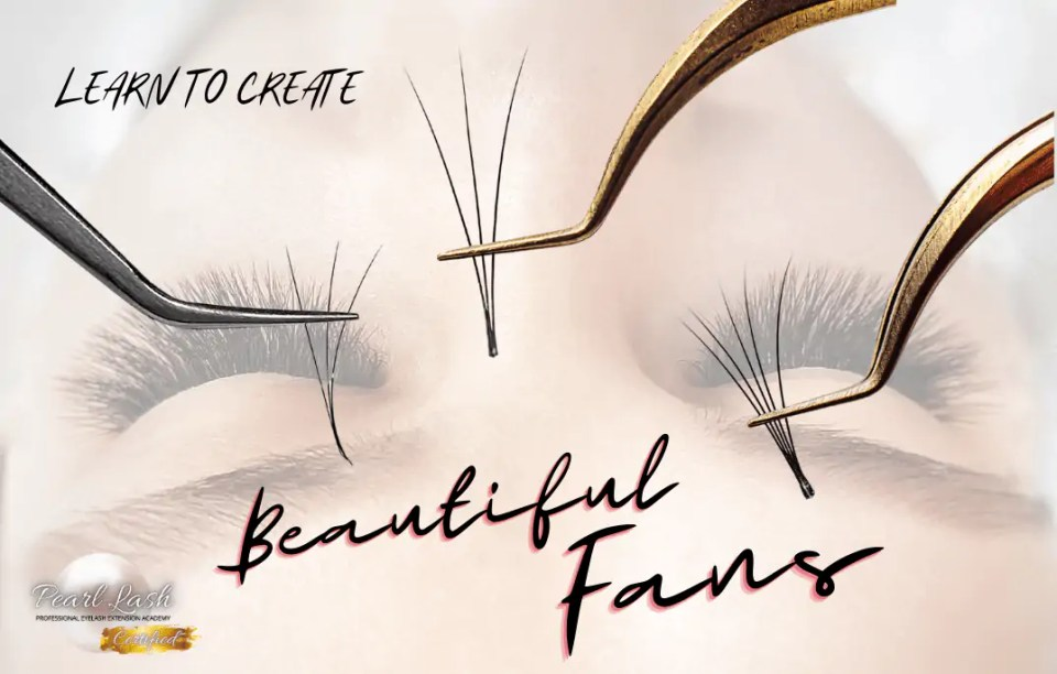 Online Volume Eyelash Extension Training