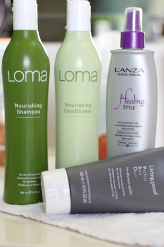 Just what the doctor ordered for healthy, summertime hair!