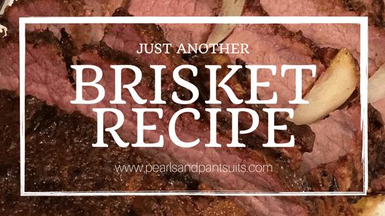 Another Brisket Recipe