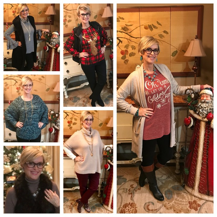 Winter Fashion - December 2017, Holiday Fashion, Holiday Style