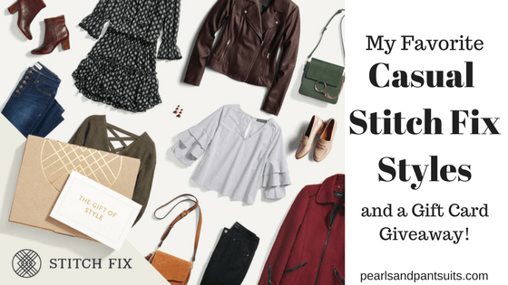 My Favorite Casual Stitch Fix Styles…and a Giveaway!