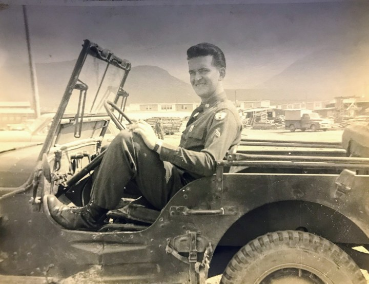 Remembering My Dad – Pearls and Pantsuits