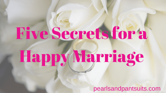 Our Secrets for a Happy Marriage
