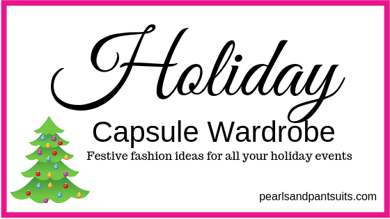 Holiday Fashion Capsule Wardrobe