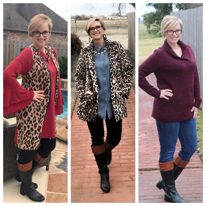 How to style riding boots