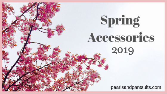 Spring Accessories for 2019