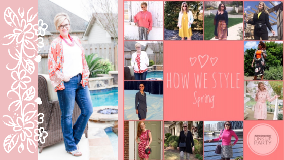 How We Style Spring