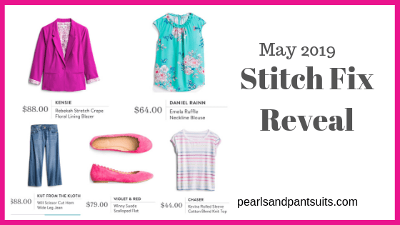 May Stitch Fix Reveal – My Bright and Happy Fix!