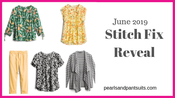 June Stitch Fix Reveal