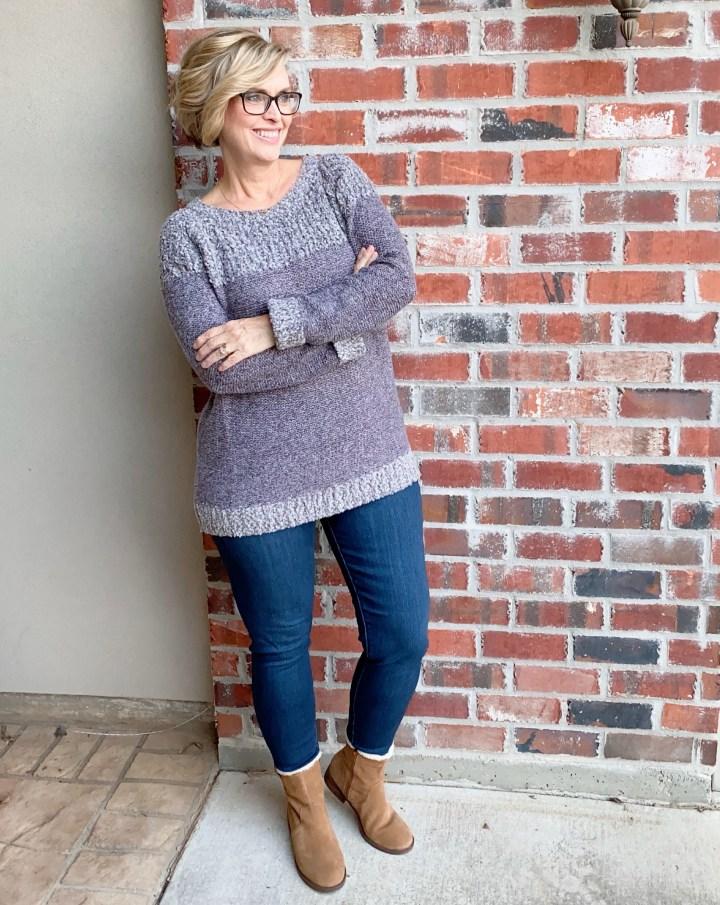 Sweater & Booties