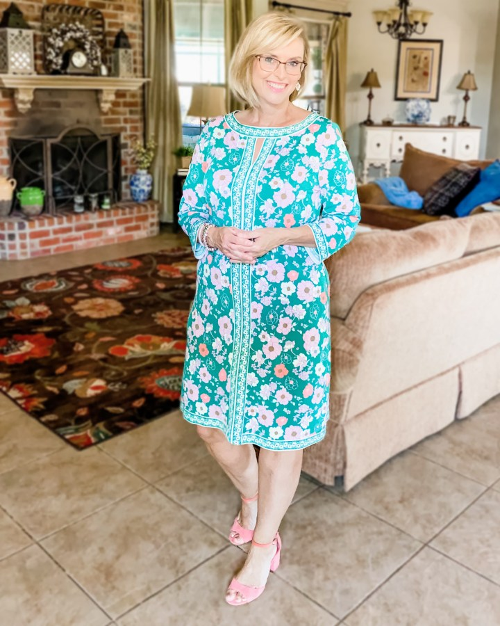 Stitch Fix London Times dress