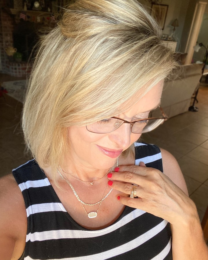 Double Strand Necklace from Kendra Scott