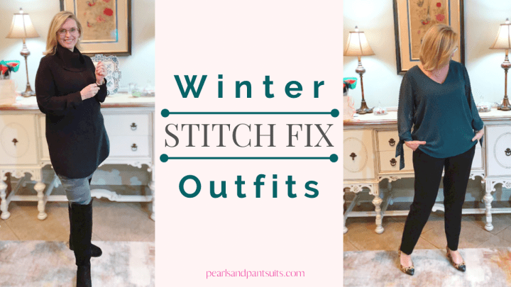 Cozy Winter Stitch Fix Outfits