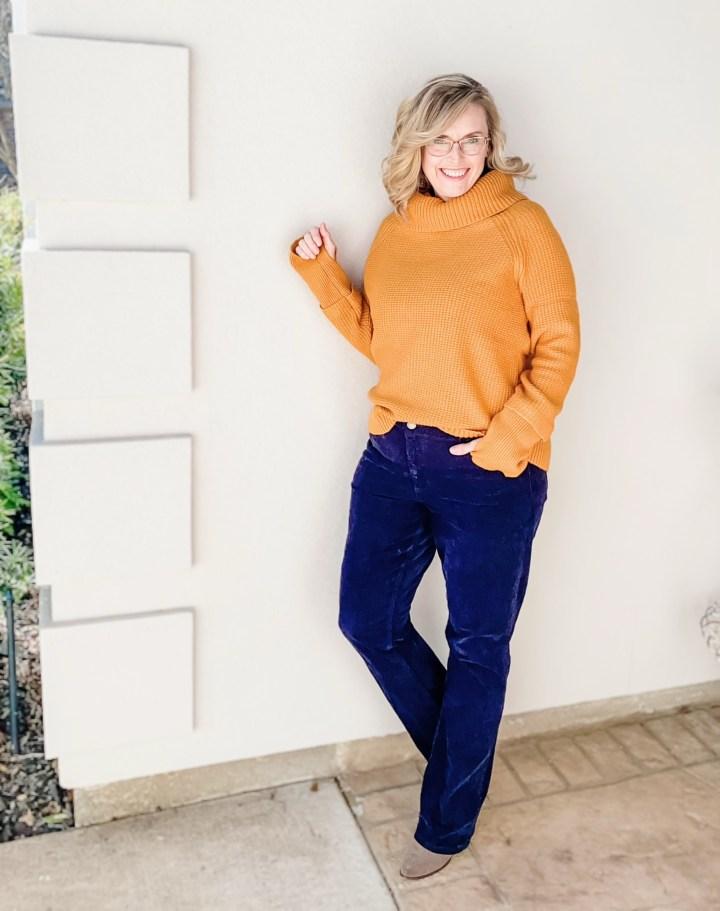Winter Stitch Fix Reveal | Market & Spruce Sweater