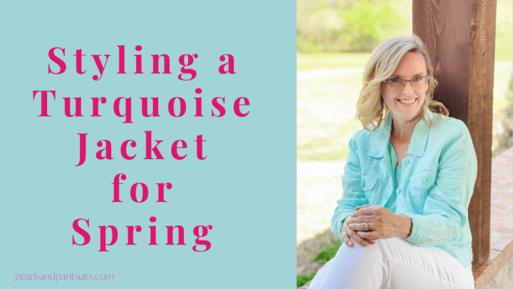 Styling a Linen Jacket for Spring