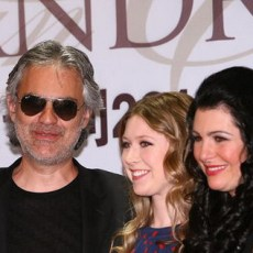 Andrea Bocelli chose good and that means faith in God