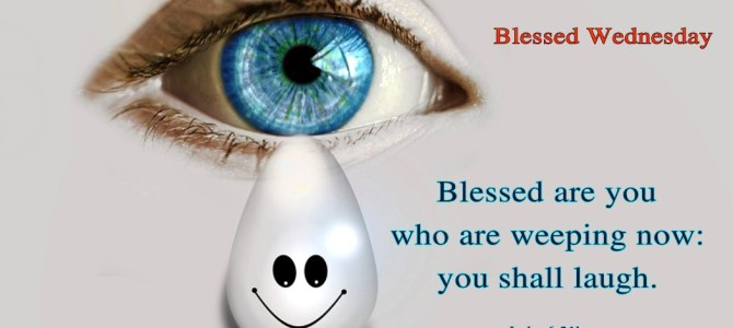 Blessed are you who are weeping now (BL)