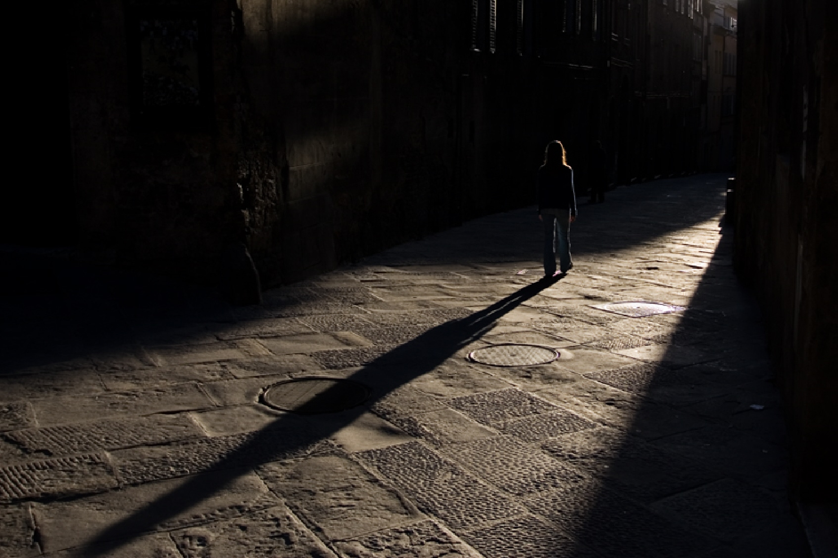 Shadows In The Light Of Day