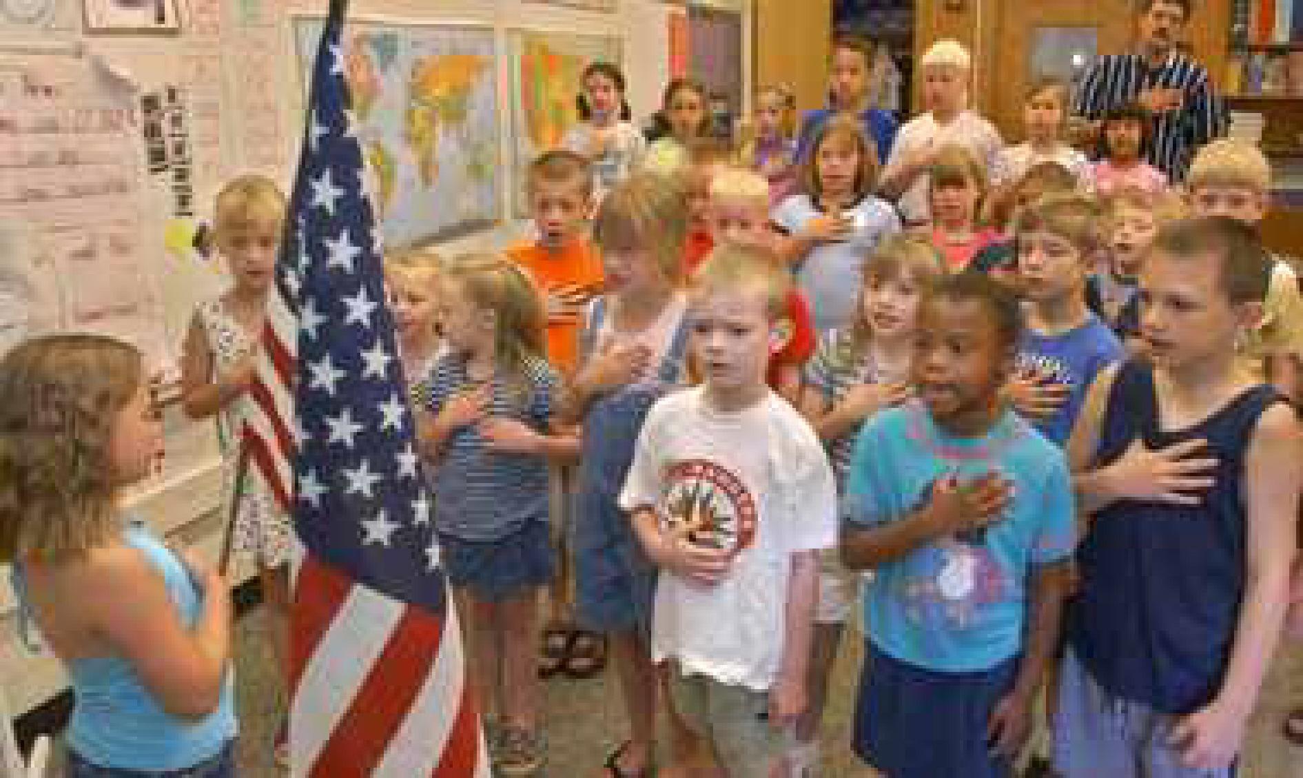 Readers Forum Children Of America